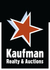 Kaufman Realty & Auctions of WV Logo